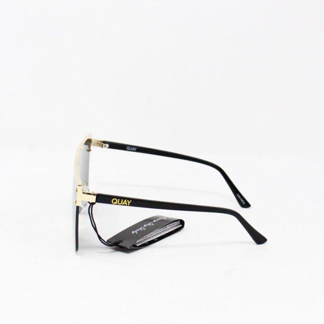 QUAY AUSTRALIA 30882 Black Blocked Sunglasses 3