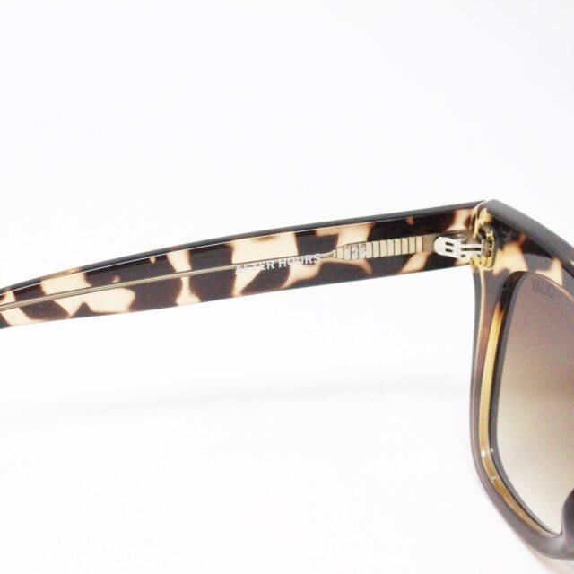 QUAY AUSTRALIA 30884 Brown After Hours Rectangular Sunglasses 5