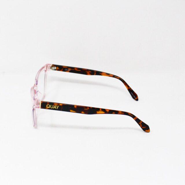 QUAY AUSTRALIA 30885 Pink CEO Blue Light Glasses 2