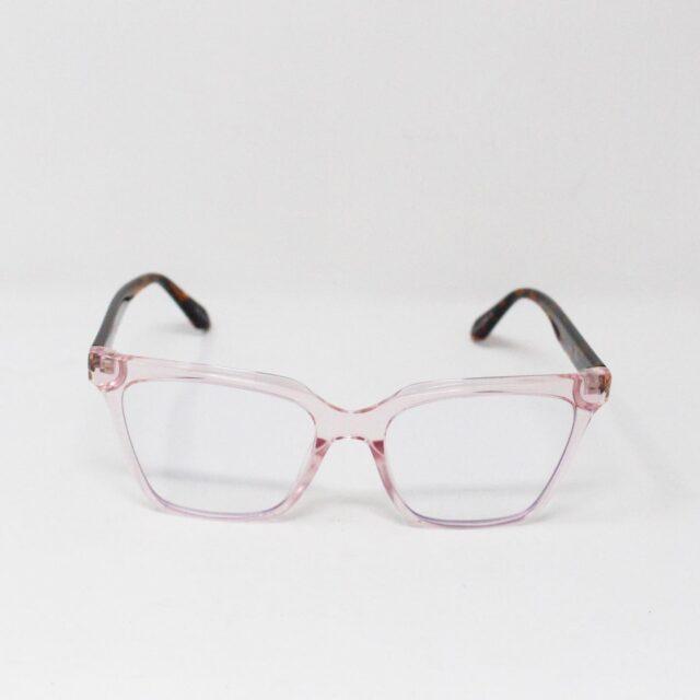 QUAY AUSTRALIA 30885 Pink CEO Blue Light Glasses 3