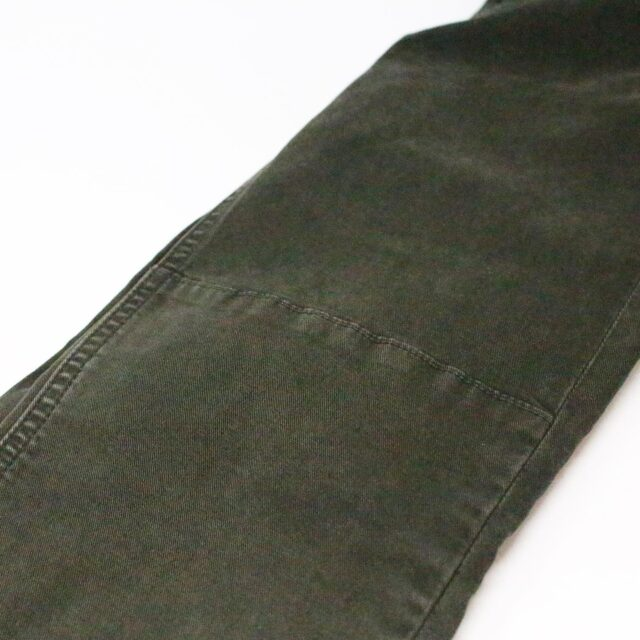 RAG BONE 31085 Olive Green Skinny Jeans Size 26 7