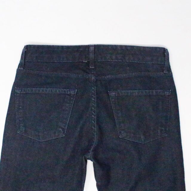 RICH SKINNY Dark Blue Sleek Straight Jeans Size 25 3