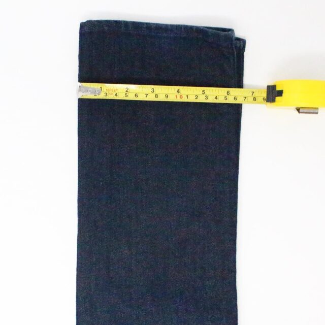 RICH SKINNY Dark Blue Sleek Straight Jeans Size 25 5