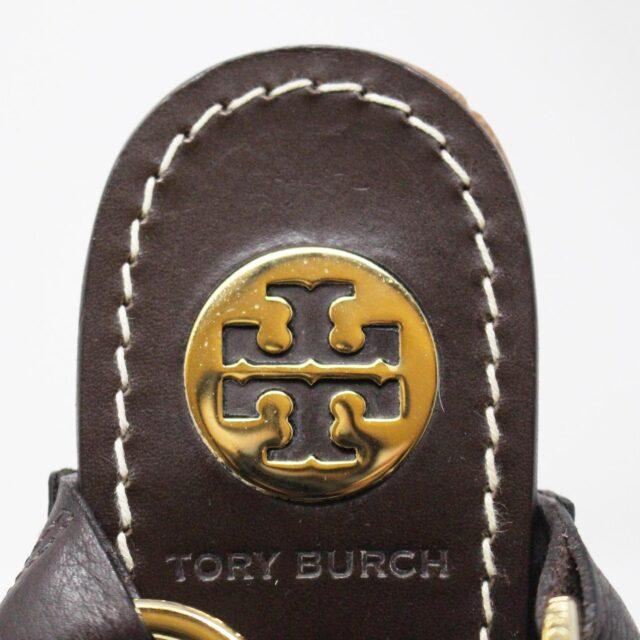 TORY BURCH 30927 Brown Wedges US 6 EU 36 5