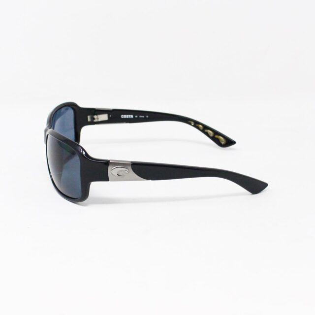 COSTA 31361 Black Inlet Oval Sunglasses 2