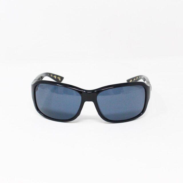 COSTA 31361 Black Inlet Oval Sunglasses 3