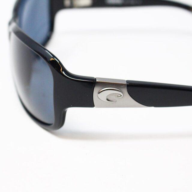 COSTA 31361 Black Inlet Oval Sunglasses 7