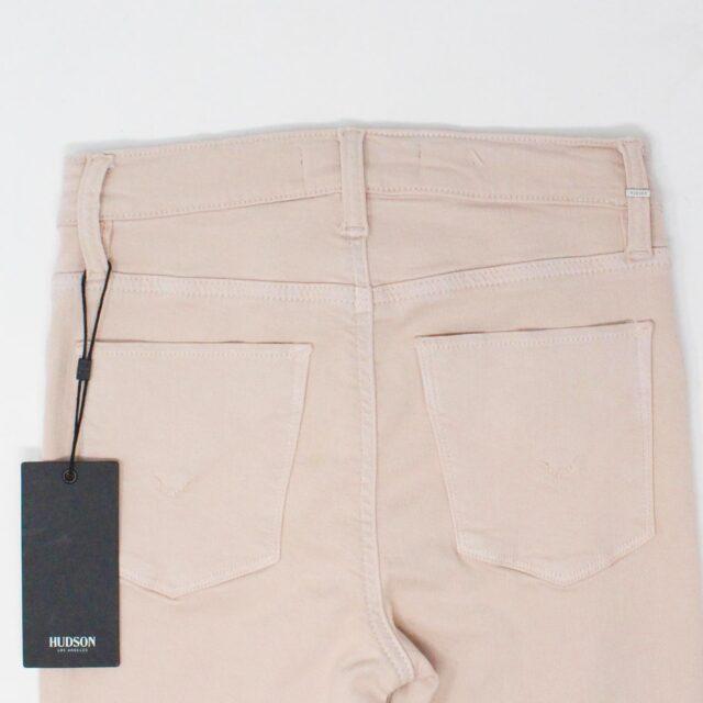 HUDSON 29279 Pink Barbara Super Skinny Pants NWT Size 24 3