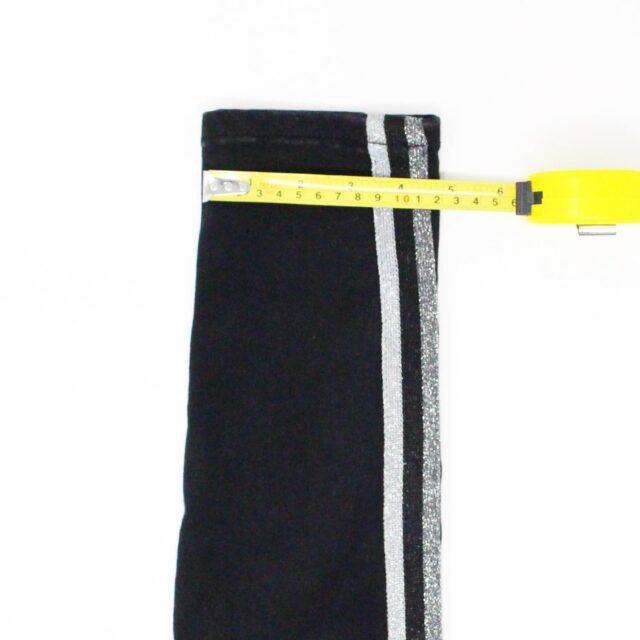 JOES 30183 Black Denim Charlie High Rise Skinny Ankle Jeans Size 26 4