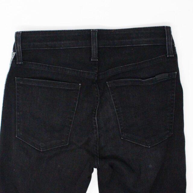 JOES 30183 Black Denim Charlie High Rise Skinny Ankle Jeans Size 26 5