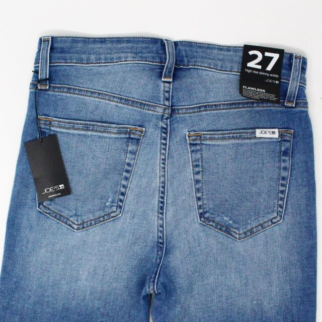 JOES 30551 Flawless High Rise Skinny Ankle Jeans NWT Size 27 3