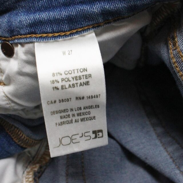 JOES 30551 Flawless High Rise Skinny Ankle Jeans NWT Size 27 6