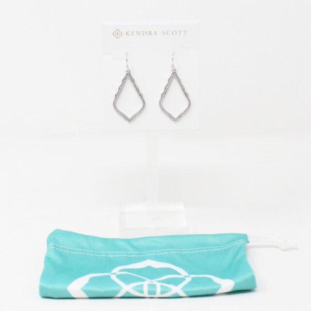 KENDRA SCOTT 31295 Silver Sophia Earrings 1