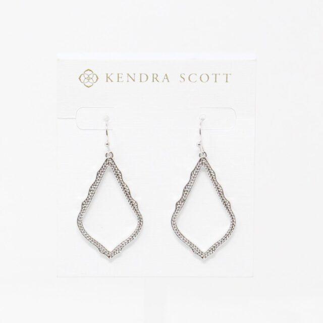 KENDRA SCOTT 31295 Silver Sophia Earrings 2
