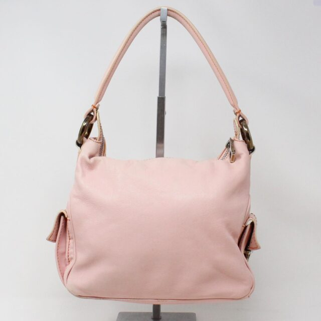 MARC JACOBS 31345 Pink Leather Stella Bag 2
