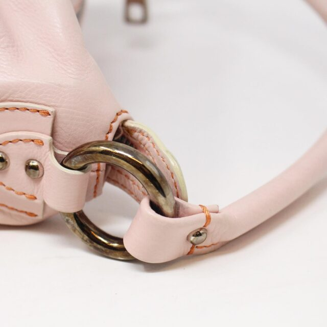 MARC JACOBS 31345 Pink Leather Stella Bag 5