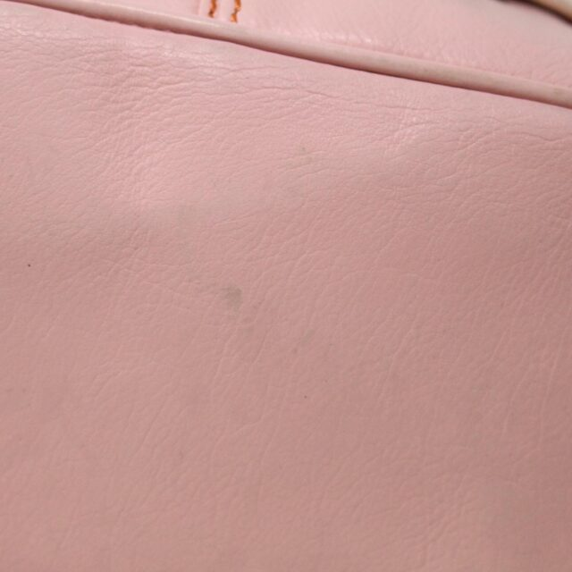 MARC JACOBS 31345 Pink Leather Stella Bag 6