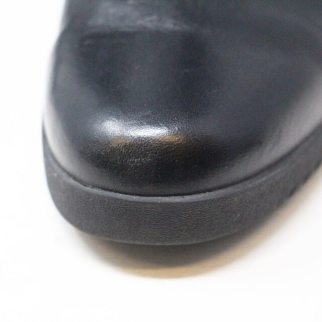 UGG 31351 Black Nylon Long Boots US 7 EU 37 5