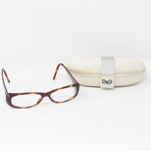 DOLCE GABBANA 31700 Tortoiselle Reading Optical Glasses 9