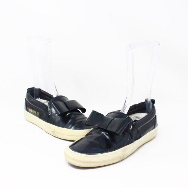 GOLDEN GOOSE 31692 Black Sneakers US 6 EU 36 1