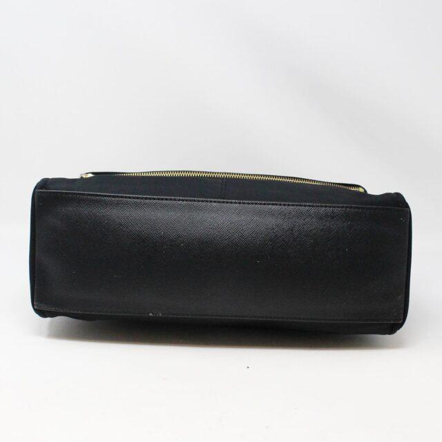 KATE SPADE 31453 Black Nylon Avenue Messenger Bag 5