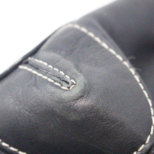 MICHAEL KORS 31545 Black Leather Tote 8