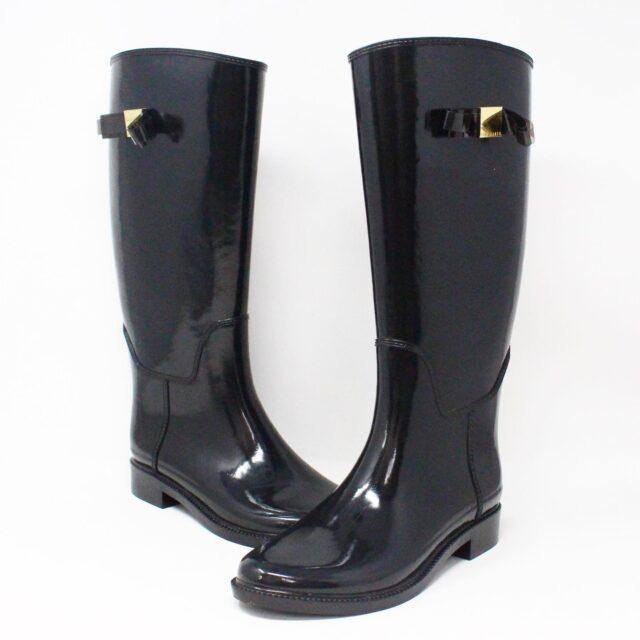 TED BAKER 31634 Black Tall Rain Boots 1