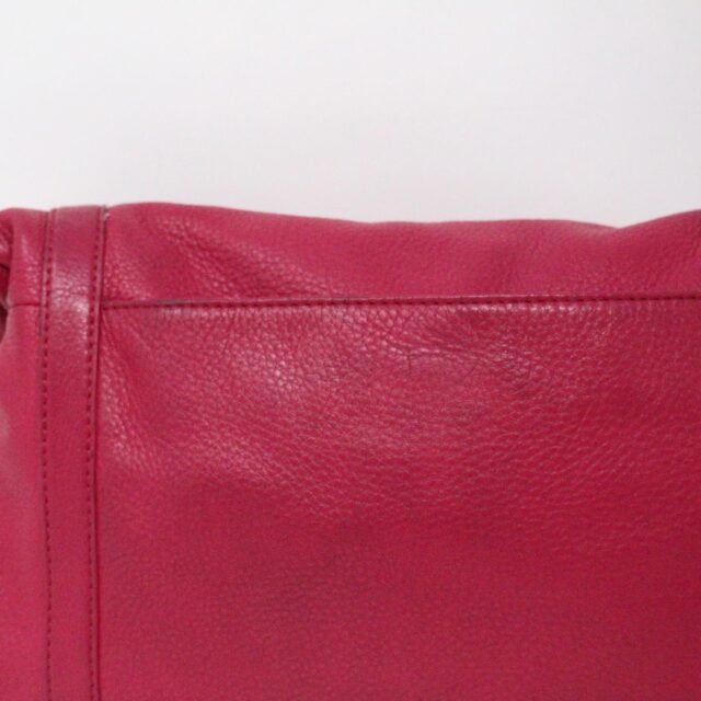 TORY BURCH 31431 Pink Leather Amanda Clutch Crossbody Wallet SET 5