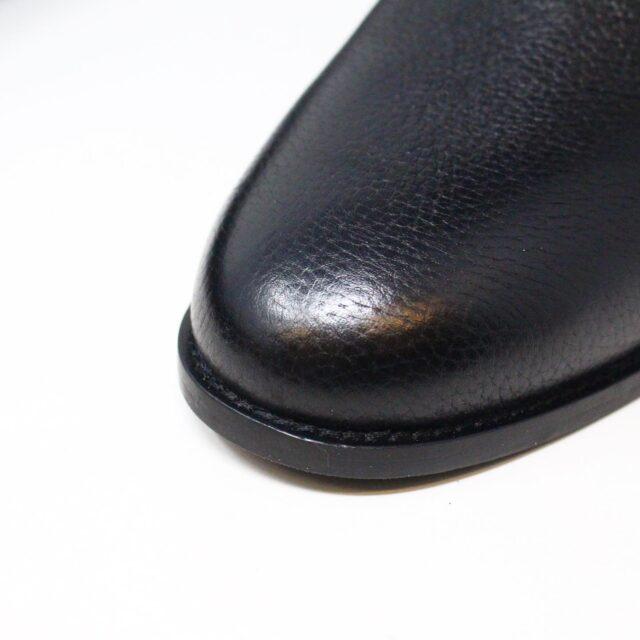 TORY BURCH 31538 Black Leather Brooke 25 mm Long Boots US 8 EU 38 5