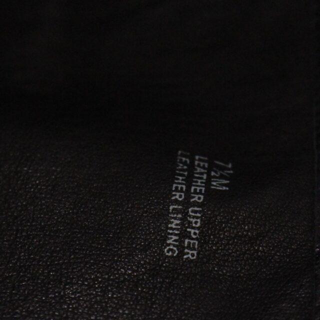 VIA SPIGA 31352 Black Leather Tall Boots US 7.5 EU 37.5 7